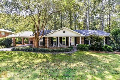 Decatur Single Family Home New: 2863 Ponderosa Cir