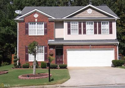Gwinnett County Single Family Home New: 2121 Wildcat Cliffs Lane