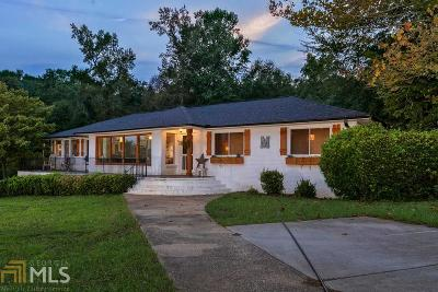 Cobb County Single Family Home For Sale: 6000 South Ave