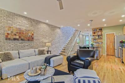 Atlanta Condo/Townhouse New