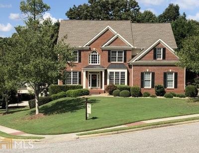 Dacula Single Family Home New: 2732 Hillgrove Dr