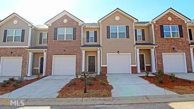 Dekalb County Condo/Townhouse New: 4072 Sonoma Wood Trl