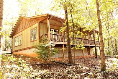 Clarkesville Single Family Home Under Contract: 251 Deep Creek Cv