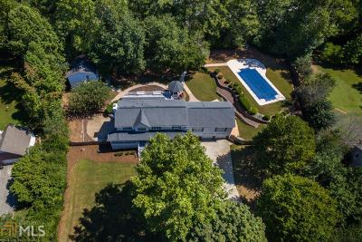 Cobb County Single Family Home New: 1308 Dungan Dr