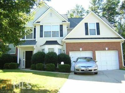 Gwinnett County Single Family Home New: 2984 Maple Walk Ct