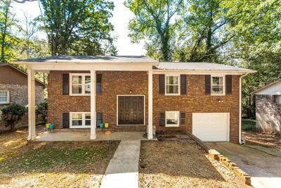 Decatur Single Family Home New: 4093 Snapfinger
