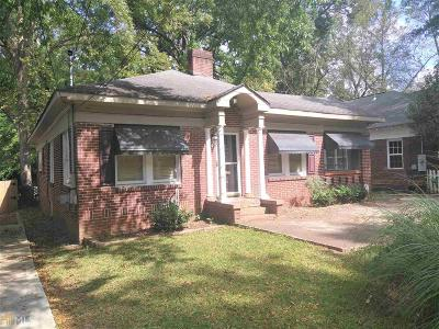 Fulton County Single Family Home New: 1659 Westwood Ave SW