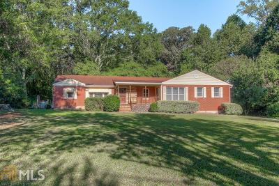 Stone Mountain Single Family Home For Sale: 457 Martin Rd