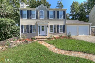 Fulton County Single Family Home New: 145 Planttion Ct