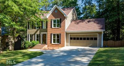 Cobb County Single Family Home New: 3316 Hillside Dr