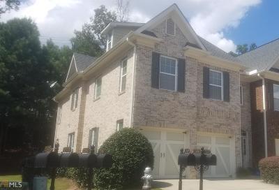 Gwinnett County Condo/Townhouse New: 2386 Strand Avenue