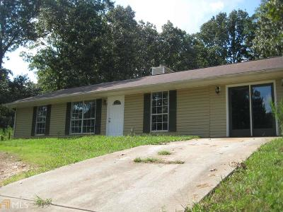 Gainesville Single Family Home New: 3451 Triple Creek Bnd