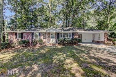 Marietta Single Family Home New: 680 Smithstone Rd