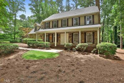 Peachtree City Single Family Home New: 100 Fieldstone Ln #16