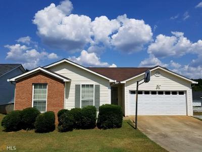 Mcdonough Single Family Home New: 218 Autumn Lake Way