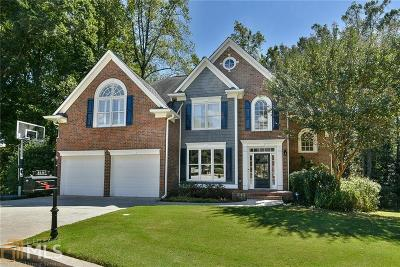 Cobb County Single Family Home New: 3485 Danvers Walk