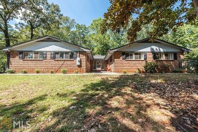 Paulding County Single Family Home For Sale: 554 Wilbanks Cir