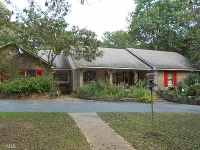 Rockdale County Single Family Home New: 3107 E Fairview Rd