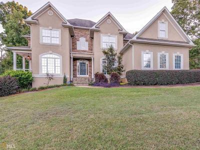 Mcdonough Single Family Home New: 555 Milton Dr