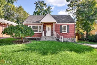 Decatur Single Family Home New: 466 Morgan Pl