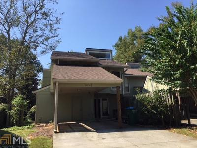 Condo/Townhouse Under Contract: 6341 Brandywine Trl