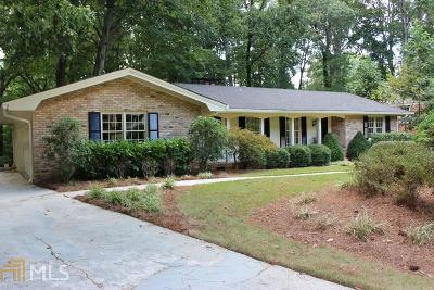Tucker Single Family Home For Sale: 2298 Winding Woods Dr Dr