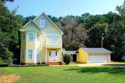 Williamson Single Family Home Under Contract: 280 Wood Creek Rd