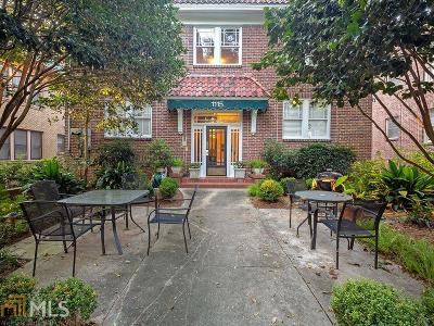 Atlanta Condo/Townhouse New: 1115 Briarcliff Pl #7