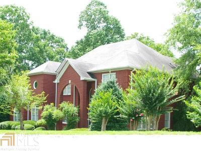 Gainesville Single Family Home For Sale: 2857 Bridgeview Dr