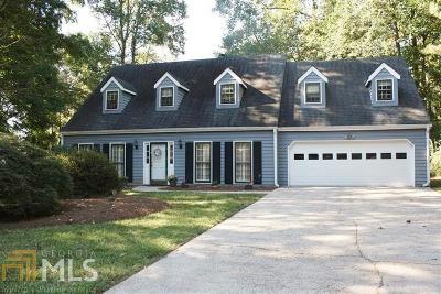Marietta Single Family Home New: 2559 Fieldstone