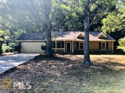 Mcdonough Single Family Home New: 75 Tanglewood Ct.