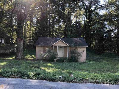 Atlanta Single Family Home New: 578 Church St