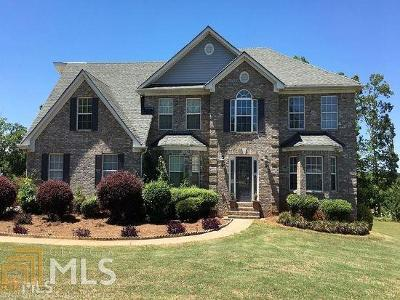 Covington Single Family Home New: 160 Willow Springs Dr