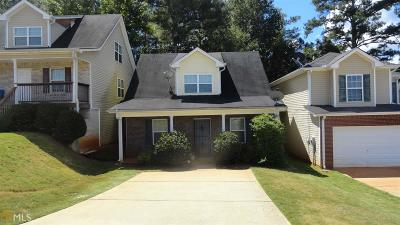 Fulton County Single Family Home New: 613 Carlton Pointe Dr