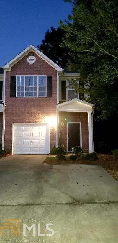 Newnan Condo/Townhouse Under Contract: 143 Chastain Loop