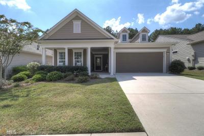 Griffin Single Family Home New: 107 Jasper Ct