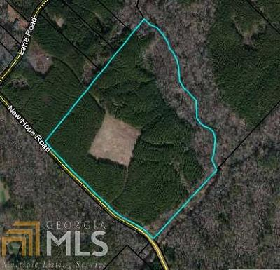 Jasper County Residential Lots & Land For Sale: 653 Smith Mill Rd