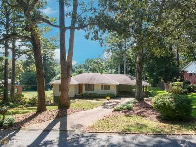 Roswell Single Family Home New: 236 Thomas
