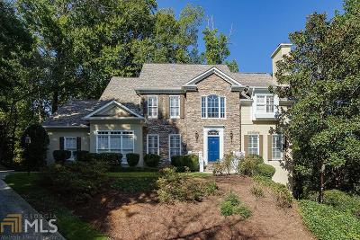 Roswell Single Family Home New: 455 Abbeywood Dr