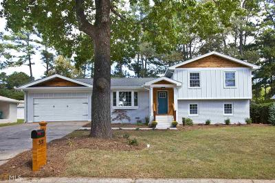 Smyrna Single Family Home New: 531 SE Pineview