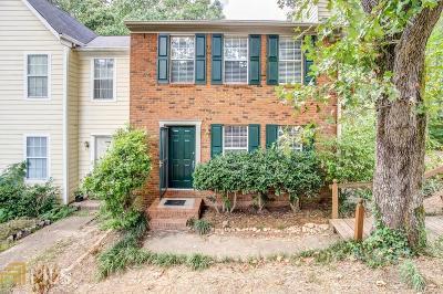 Marietta Condo/Townhouse New: 1657 Cedar Bluff Way