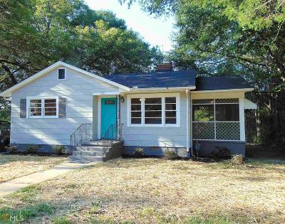 Stephens County Single Family Home New: 374 W Tugalo St