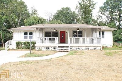 Decatur Single Family Home New: 3248 Beech Dr
