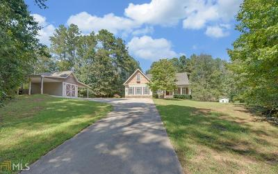 Hart County Single Family Home New: 510 Center Of The World Rd
