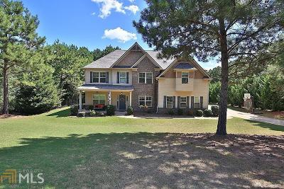Newnan Single Family Home Under Contract: 32 Coggins Farm Ln