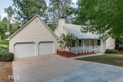 Gainesville Single Family Home New: 3430 Mill Creek Rd