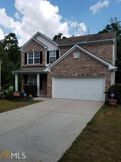 Lawrenceville Single Family Home New: 3721 Alamosa Ct
