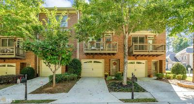 Tucker Condo/Townhouse New: 1373 Idlewood Parc Xing