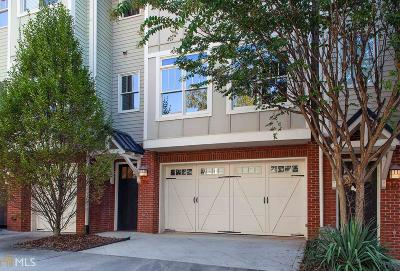 Atlanta Condo/Townhouse New: 1360 La France St #102