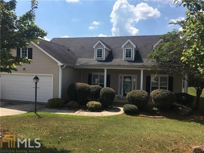 Loganville Single Family Home New: 3927 Willow Fields Lane